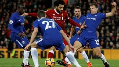 Photo de Coupe d'Angleterre: Chelsea élimine Liverpool