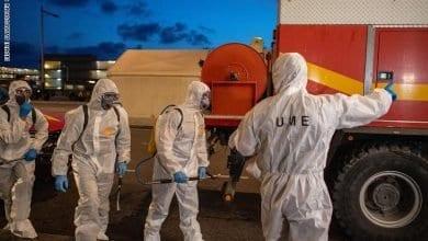 Photo de L'Espagne a enregistré 838 morts du coronavirus en 24 heures
