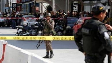 L'attentat terroriste