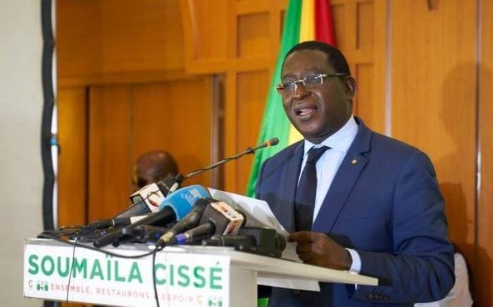 le chef de l'opposition malienne