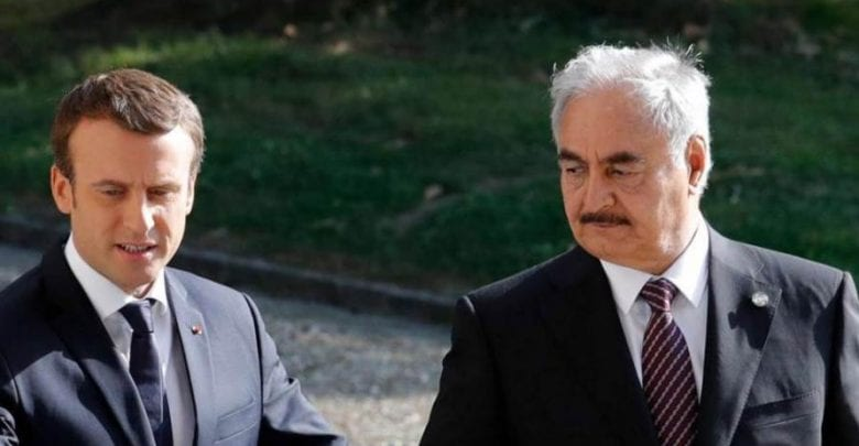 Photo of Le maréchal Haftar s'engage à signer un cessez-le-feu sous condition