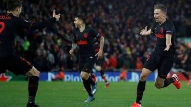 Photo de L'Atlético Madrid élimine Liverpool de la Ligue des Champions