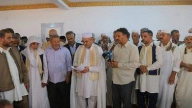 صورة مجلس أعيان الزنتان يعلن تفويض الجيش الليبي لإدارة البلاد