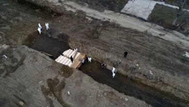 مقابر جماعية
