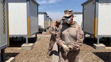 """صورة التحالف الدولي يقرر الانسحاب من """"قاعدة أبو غريب"""" غربي بغداد"""