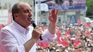 """صورة المعارضة التركية تعتبر إستقالة وزير الداخلية """"مسرحية من القصر الحاكم"""""""