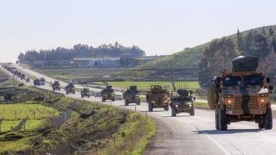 صورة قوات النظام التركي تواصل تعزيزاتها في إدلب