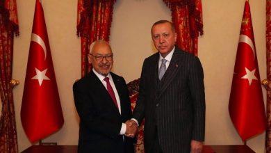 صورة الغنوشي حوّل البرلمان التونسي إلى مركز لخدمة التنظيم الدولي للإخوان في ليبيا