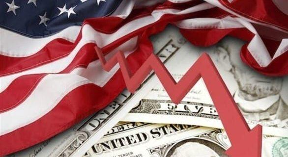 صدمة الاقتصاد الأمريكي
