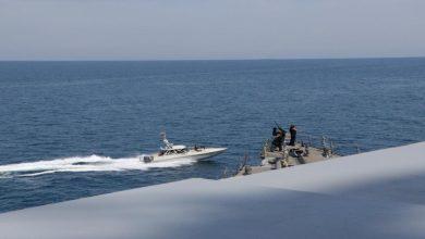 صورة ترامب يأمر بتدمير أي زوارق إيرانية تتحرش بالسفن الأمريكية