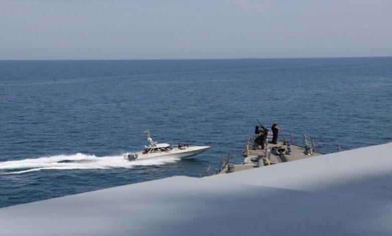 السفن الايرانية