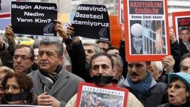صورة خطر يتهدد حياة آلاف المعتقلين السياسيين في تركيا