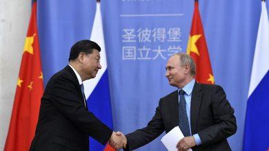 صورة الرئيس الروسي ينتقد محاولات واشنطن لإتهام الصين بالتضليل في جائحة كورونا