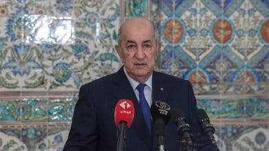 Photo of Algerian president Abdelmadjid Tebboune pardoned  5,037 prisoners