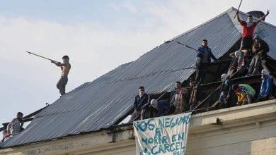 Photo de Argentine: Rébellion à l'intérieur d'une prison sur le coronavirus