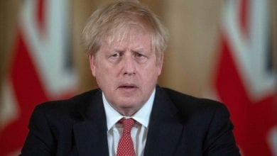 Photo of British Prime Minister Boris Johnson moved out of intensive care, 'in extremely good spirits'
