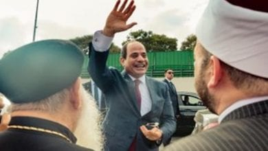 Photo of Egypt's Sisi expresses support with world amid coronavirus pandemic