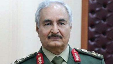 Photo de Khalifa Haftar obtient le mandat du peuple pour gouverner la Libye