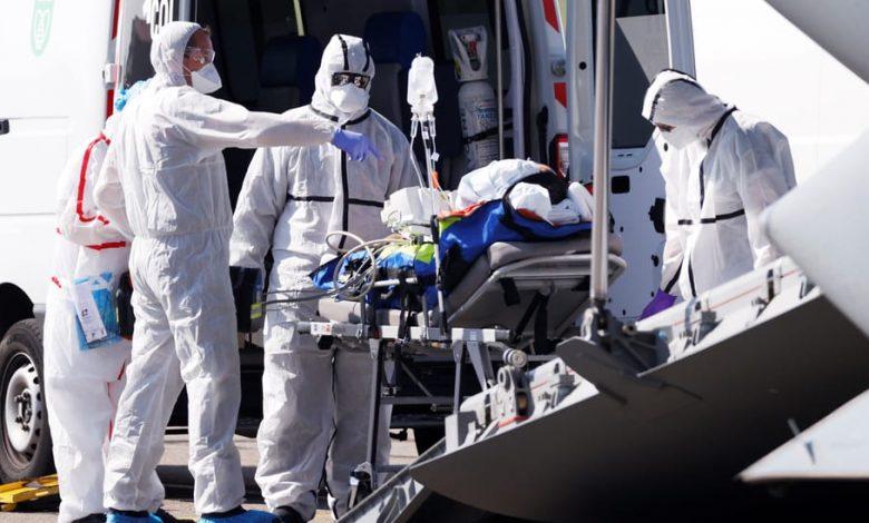 L'épidémie de coronavirus