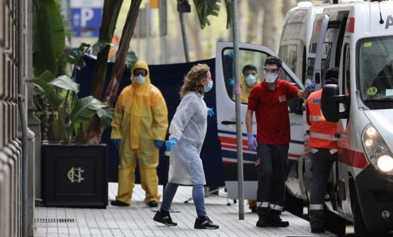 Photo of L'Espagne est le deuxième pays au monde le plus touché par le coronavirus