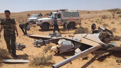 Photo of Libyan National Army shot down Two Turkish drones in less than 24 hours