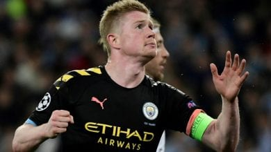 Photo of De Bruyne Man City's recovering from illness