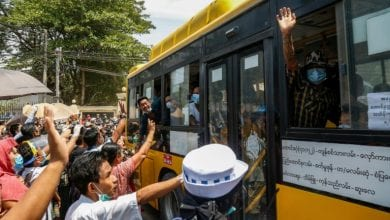 Photo of Myanmar releases 25,000 prisoners after calls to ease pressure on overcrowded jails with coronavirus fears