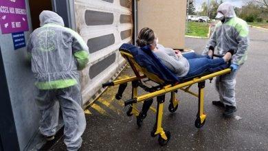Photo de Olivier Véran: L'épidémie de coronavirus a fait 8 911 morts en France