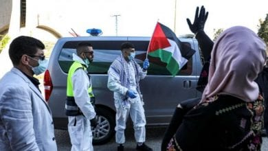 Photo of Palestinians Fear Virus Risk From Israeli Jails
