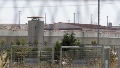 Photo of Political Turkey prisoners at risk for COVID-19