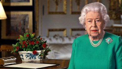 Photo of Queen Elizabeth declares UK 'will succeed' in coronavirus battle as she calls for wartime spirit