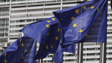 Photo de Réunion virtuelle des dirigeants européens pour relancer l'économie