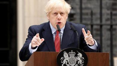 Photo de Royaume-Uni:La courbe de l'épidémie de coronavirus commence à s'inverser