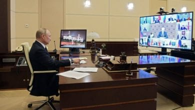 Photo of Russian president takes backseat in crisis: 'Stop waiting for Putin'
