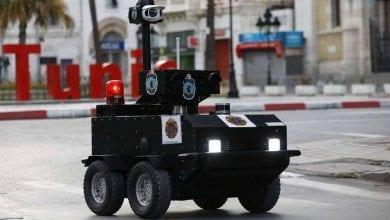 Photo of Tunisia deploys 'robocop' to enforce coronavirus lockdown: Show me your ID