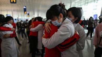 Photo of Wuhan Residents coming back to life after lockdown: 'We were trapped for too long'