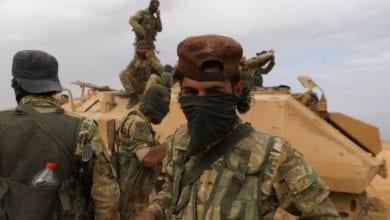 Photo de Syrie: Les factions pro-turques s'emparent des antiquités à Afrin