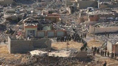 Photo de Le gouvernement irakien condamne le bombardement turc du camp de Makhmour