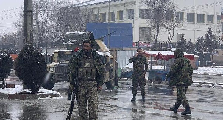 combattants talibans