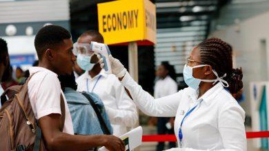 Photo de Plus de 10 000 infections de COVID-19 en Afrique
