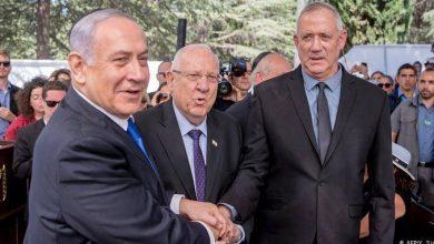 Photo de Netanyahu et Gantz acceptent de former un gouvernement d'union