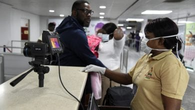 Photo de L'Afrique: Augmentation de 60% du nombre  de décès de coronavirus
