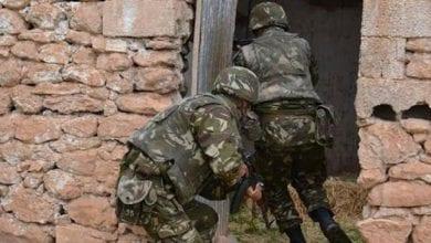 صورة الجيش الجزائري يدمّر وكراً للمنظمات الإرهابية في مدينة قسنطينة