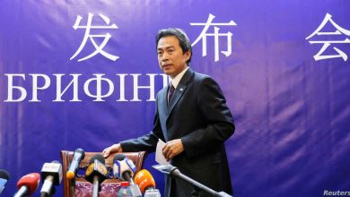 صورة العثور على جثة السفير الصيني لدى إسرائيل ميتاً داخل منزله