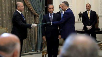 صورة البرلمان العراقي يمنح الثقة لحكومة الكاظمي