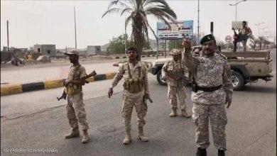 صورة المجلس الانتقالي: الحكومة اليمنية تفجر صراعاً في محافظة أبين