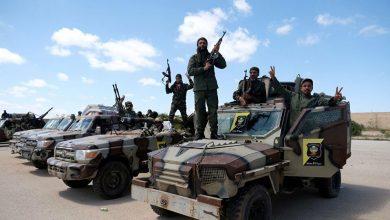 صورة الجيش الليبي يلقي القبض على أحد أخطر الدواعش السوريين في ليبيا