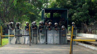 صورة مصرع 47 نزيلاً داخل سجن في غرب فنزويلا