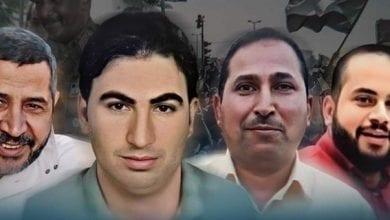 صورة خمسة عناصر إخونجية هاربين من مصر في قبضة الأمن السوداني