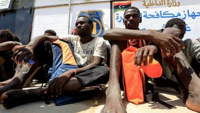 صورة مجزرة مروعة بحق المهاجرين في مناطق سيطرة حكومة السراج